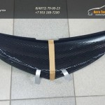 Решетка радиатора+сетка/ АБС-пластик /Мазда 3 2003-2009 хэтчбек-седан