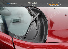 Накладка-Жабо Сборное / РА / Рено Дастер/Renault Duster 2010-2014, 2016-/ Nissan Terrano 2014-/  арт.584-1(NRD-009102)