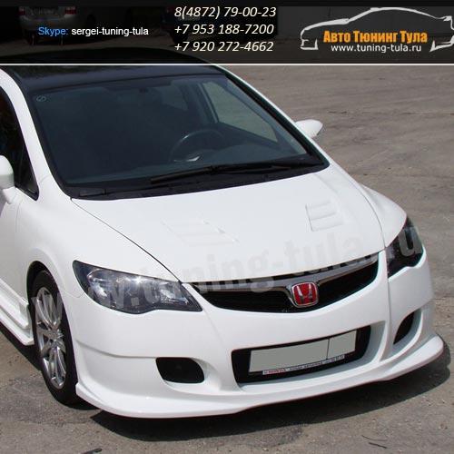 Тюнинг-обвес Хонда Цивик 8/ Civic 4d INGS Extreem / арт.577