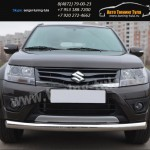 Защита бампера d76 - одинарная Suzuki Grand Vitara с 2012+