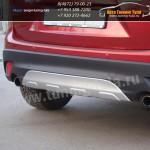 Накладки бамперов/Обвес Minagi Mazda CX-5