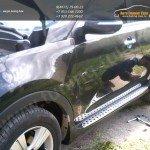 Пороги Mobis/оригинал/ KIA Sportage 3/ R BMW-Style