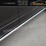 Защита/Пороги d63 вар.2 Suzuki Grand Vitara с 2012+