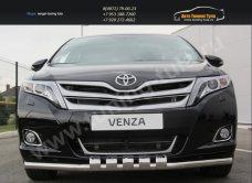 Защита передняя декоративная d57 Toyota VENZA 2013+/арт.293-40