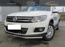 Защита передняя труба d57 VW Tiguan/Тигуан 2011г/арт.293-66