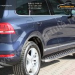 Подножки/Пороги Hitit X VW / Touareg / Туарег /2003-10 /2010+