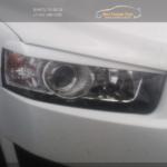 Накладки фар / Реснички Chevrolet Captiva 2012-2016