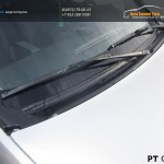 Жабо-Накладка в проем стеклоочистителей PT Lada Largus 2012-