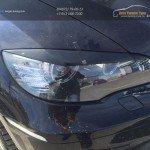 Накладки фар/реснички/АБС-пластик BMW X6 E71 2010-2014