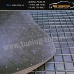 Резиновые салонные коврики - сетка для иномарок