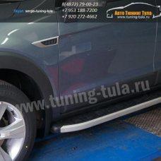 Подножки/Пороги Alyans Шевроле Каптива /Chevrolet Captiva 2006+/2012+/арт.630