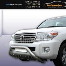 Защита передняя кенгурин d76 Toyota Land Cruiser 200/арт289-19