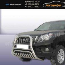 Защита передняя кенгурин d76 Toyota Prado 150/арт289-30