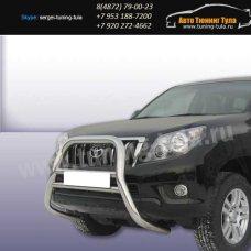 Защита передняя кенгурин d76 Toyota Prado 150/арт289-31