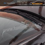 Накладка/Жабо №2 Рено Sandero/Renault Сандеро Stepway