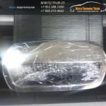 Накладка Хром(нерж) на ручку багажника Шевроле CRUZE хетчбек