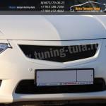Решетка радиатора/Абс-пластик/Хонда Аккорд/Honda Accord VIII с 2011