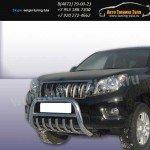 Защита передняя кенгурин d76 Toyota Prado 150