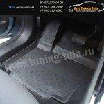 Резиновые коврики с высоким бортом Ford FOCUS 2011+