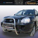 Защита передняя кенгурин d57 Hyundai Santa Fe Classic