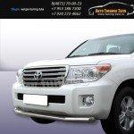 Защита передняя труба d76 Toyota Land Cruiser 200