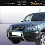 Защита передняя кенгурин d57 Chevrolet Niva 2010г