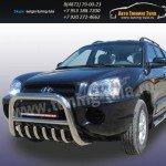 Защита передняя кенгурин d76 Hyundai Santa Fe Classic