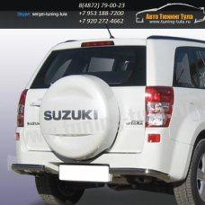 Защита задняя уголки d57 Suzuki Grand Vitara 2006+ /292-65