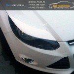 Накладки фар передние /ресницы/ FORD Focus 3 2011+