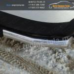 Защита бампера уголки  d76,1 мм  Ford EXPLORER 2012+