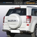 Защита задняя уголки d57 Suzuki Grand Vitara 2006+