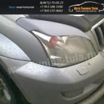 Накладки фар передние/ресницы/Toyota LC Prado 120