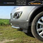 Защита переднего бампера d60.3/42.4 OPEL Antara 2012+