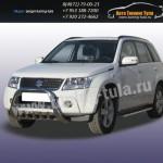 Защита передняя кенгурин d57 Suzuki Grand Vitara 2008+