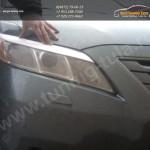 Накладки фар передние/ресницы/Toyota Camry V40 2006+