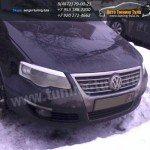 Накладки фар/ресницы/ VW Passat B6 2006+