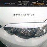 Накладки фар/ресницы/Хонда HR-V