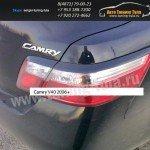 Накладки фар задние/ресницы/Toyota Camry V40 2006+