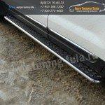 Пороги/подножки с площадкой d42 Ford EXPLORER 2012+