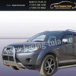 Защита передняя кенгурин d57 Mitsubishi Outlander XL