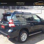 Аналог / Оригинал / Рейлинги крыши для Toyota LAND CRUISER PRADO FJ150 2009+ 2014+