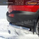 Защита задняя уголки d60.3мм TOYOTA RAV 4 New 2013+