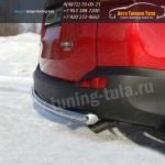 Защита бампера  d60,3 мм TOYOTA RAV 4 New 2013+
