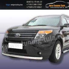 Защита передняя d76  Ford Explorer 2012+   /294-54