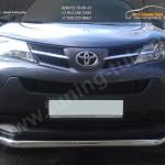 Защита передняя труба d57 Toyota RAV-4 2013