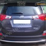 Защита задняя d57 Toyota RAV-4 2013