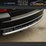 Защита задняя d60 Dodge Caliber 2006+