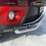 Защита бампера d60,3/42,4мм TOYOTA RAV 4 New 2013+