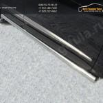Пороги труба d76  INFINITI JX 35 2013+