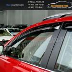 Дефлекторы боковых стекол Тойота РАВ 4 с 2013 г